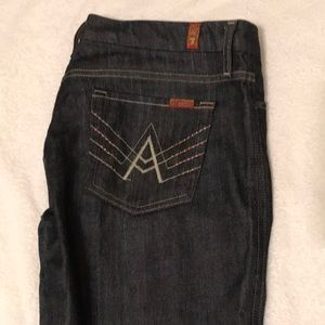 7 for all mankind brand jeans